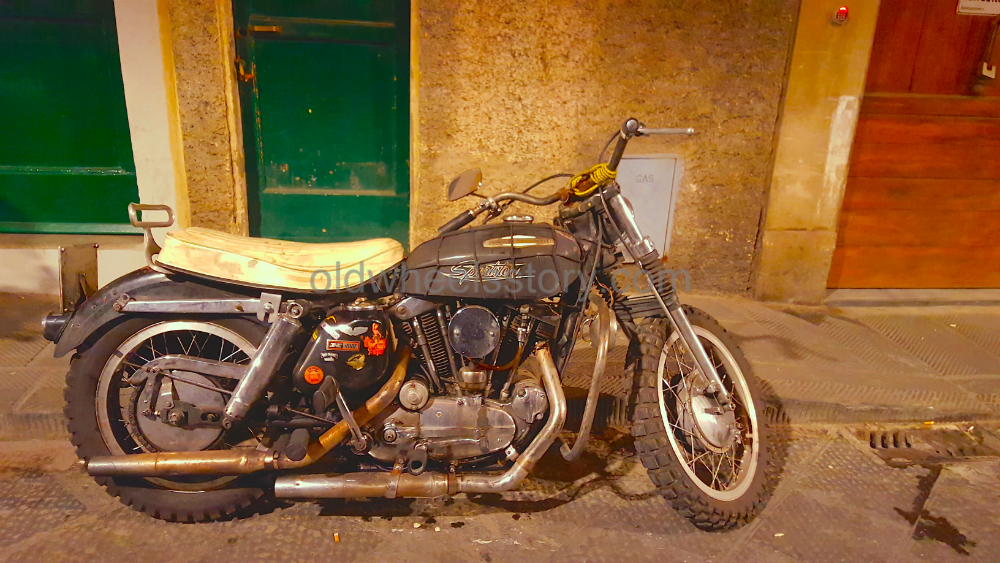 Absolutely stunning Harley-Davidson Sportster in Florence