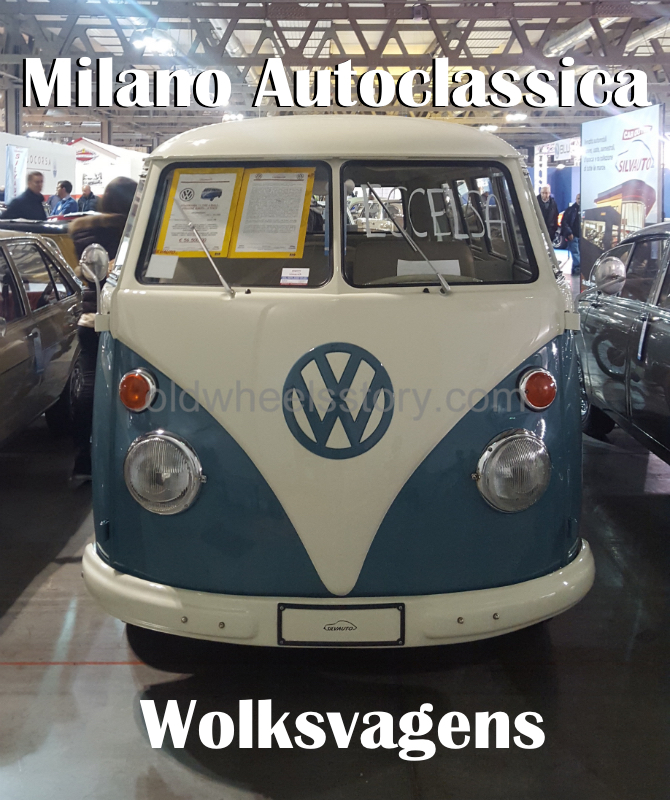 Milano Autoclassica 2017 – Wolksvagens